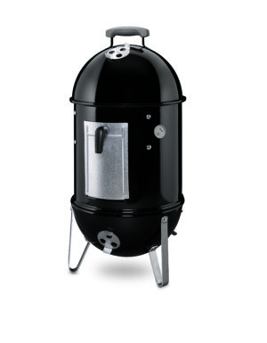 Smokey Mountain Cooker, 37 cm, Black
