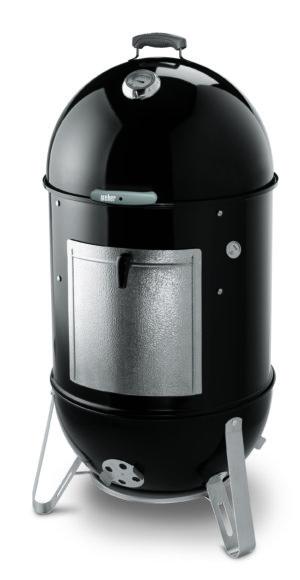 Smokey Mountain Cooker, 57 cm, Black