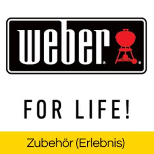 Weber-Zubehör-Erlebnis
