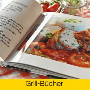 Grill-Bücher