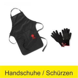 Handschuhe/Schürzen